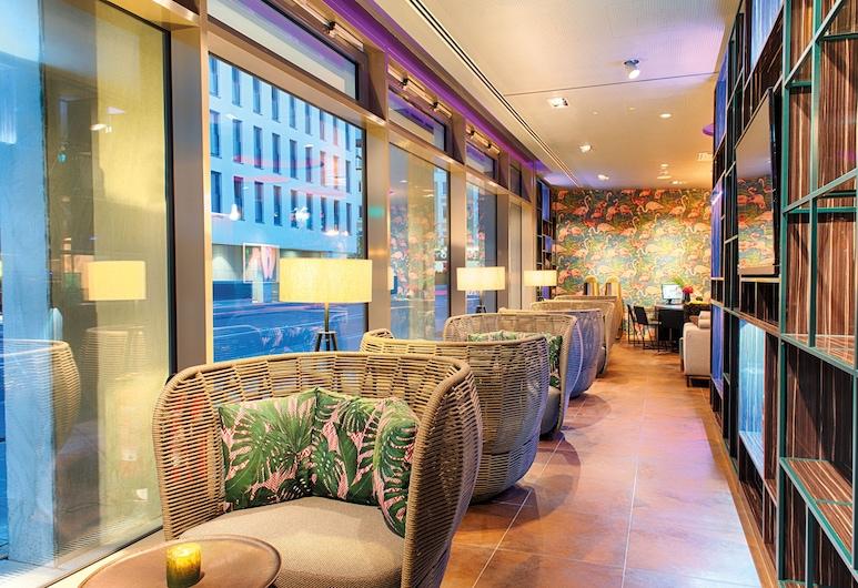 NYX Hotel Munich by Leonardo Hotels, Munich, Lobby Sitting Area