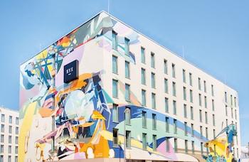 慕尼黑慕尼黑 NYX 里昂納多酒店的圖片
