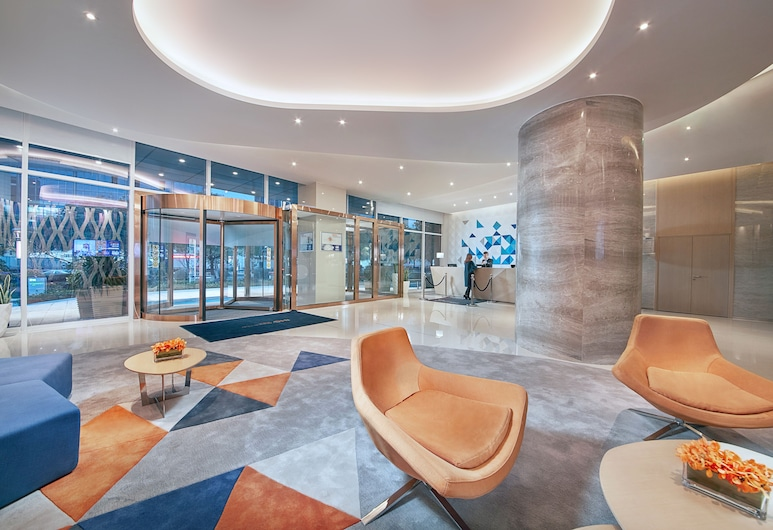 Holiday Inn Express Hangzhou Gongshu, האנגז'ו, לובי