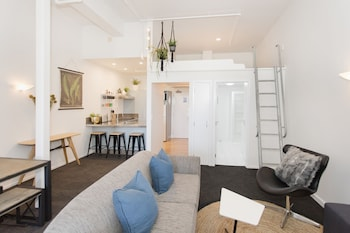 Picture of TOWNY - Urban Loft - Two Bedrooms in Auckland