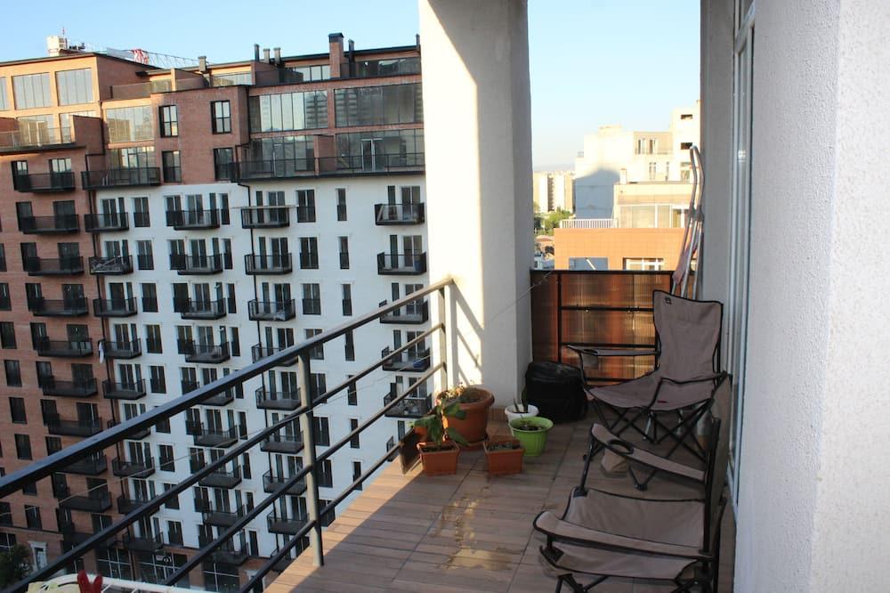 舒適公寓, 3 間臥室 - 露台