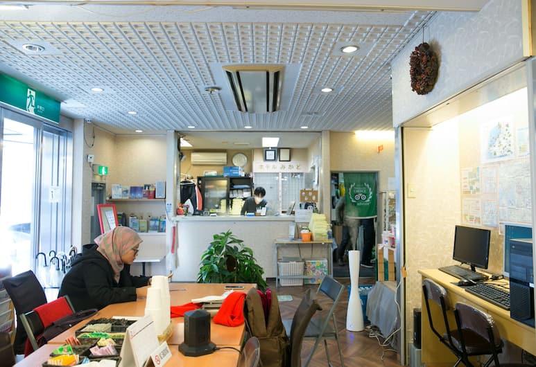 호텔 미가도 - 호스텔, 오사카, 로비