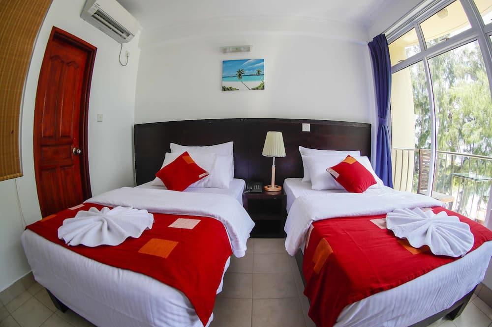 Deluxe Double Room, 1 King Bed, Beach View, Beachfront - Beach/Ocean View