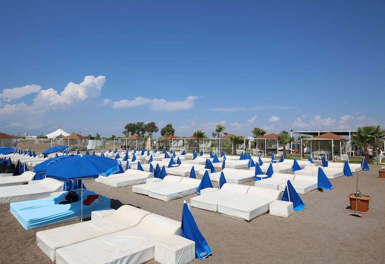 Laren Family Hotel & Spa -  Boutique Hotel, Antalya, Strand