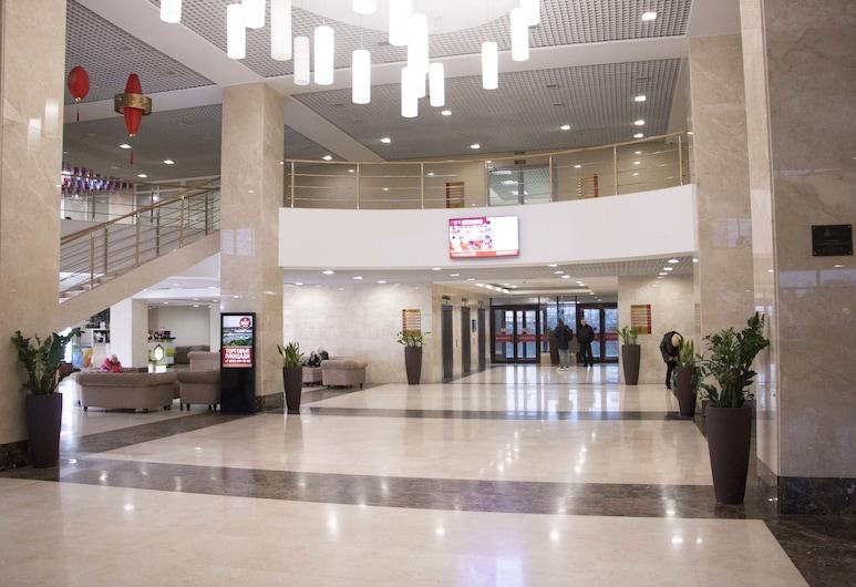 Hanoi-Moscow Aparthotel, Moscow, Lobby