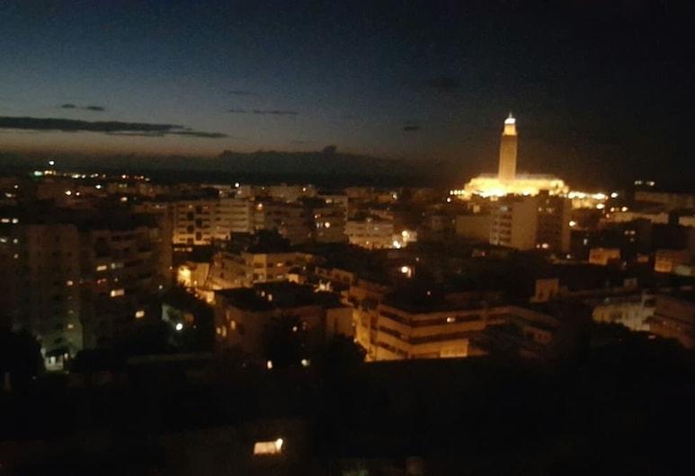 Luxurious Apartment With Great View, Casablanca, Näkymä majoitusliikkeestä