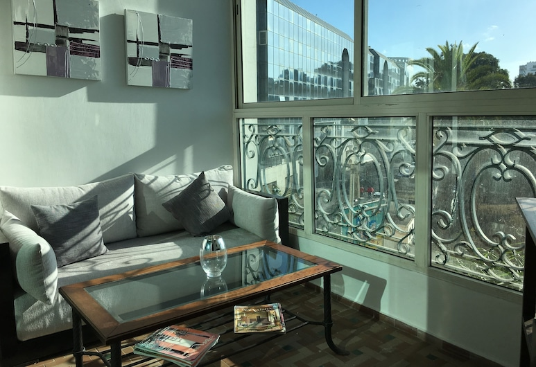 Luxurious apartment Velodrome, Casablanca