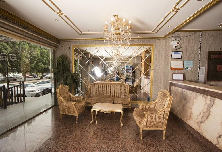 Al Tamayouz Al Raqi 7, Djeddah, Salon de la réception