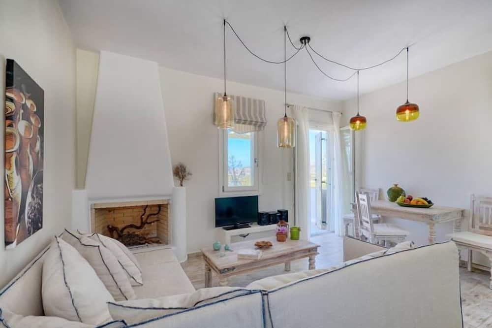 Superior-villa - 3 soveværelser (Levante) - Badeværelse