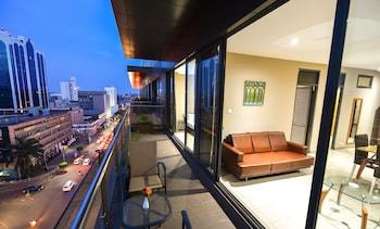 A(z) Boulevard Suites hotel fényképe itt: Kampala
