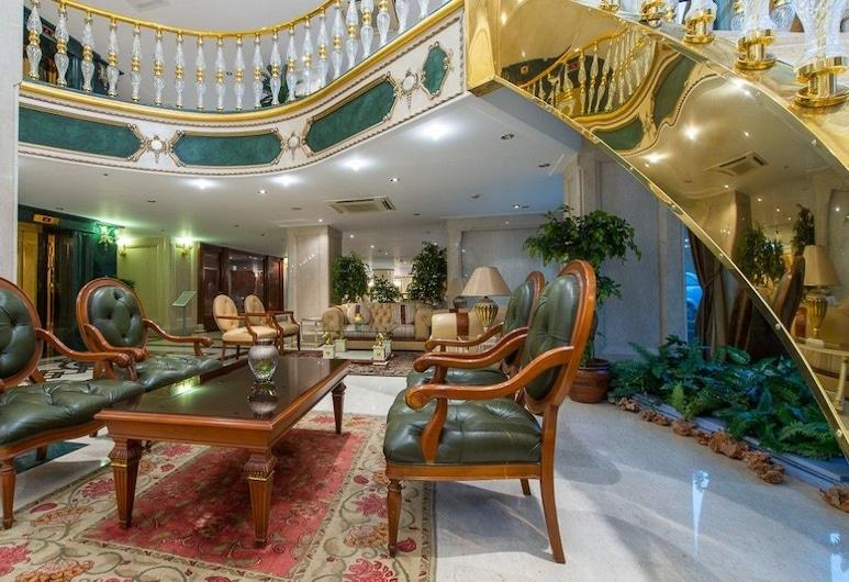 Akar International Hotel, Ankara, Lobi Oturma Alanı