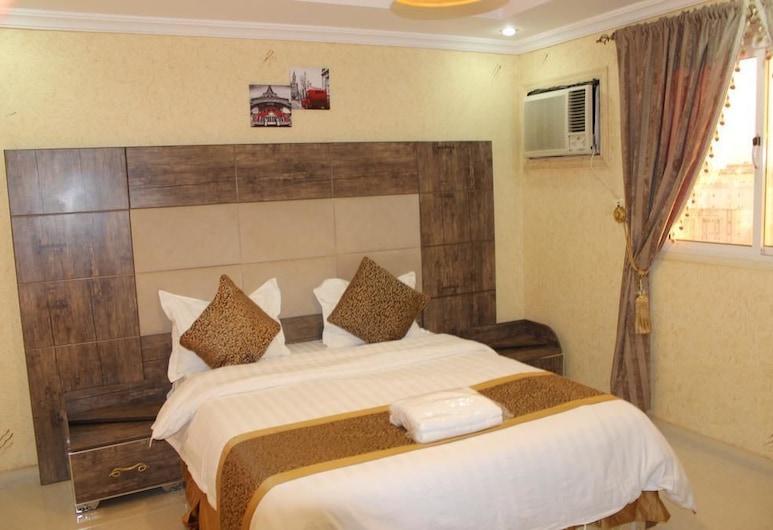 Sorouh Taiba Aparthotels, Jeddah, Liukso klasės apartamentai, 2 miegamieji, Kambarys