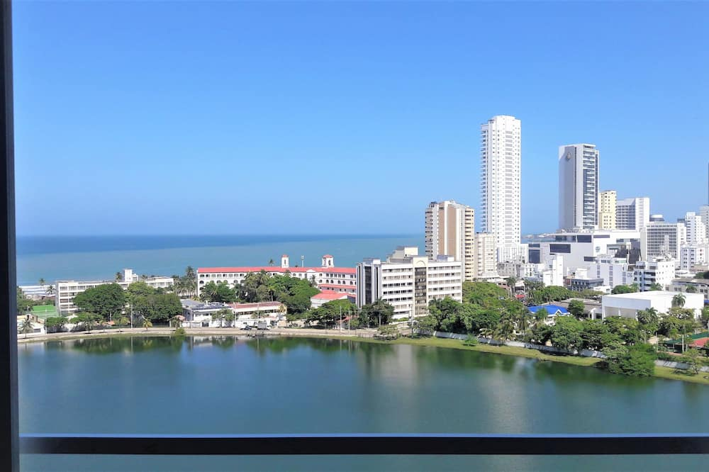 Panoramic Apartment, 1 Bedroom, Ocean View - View from room