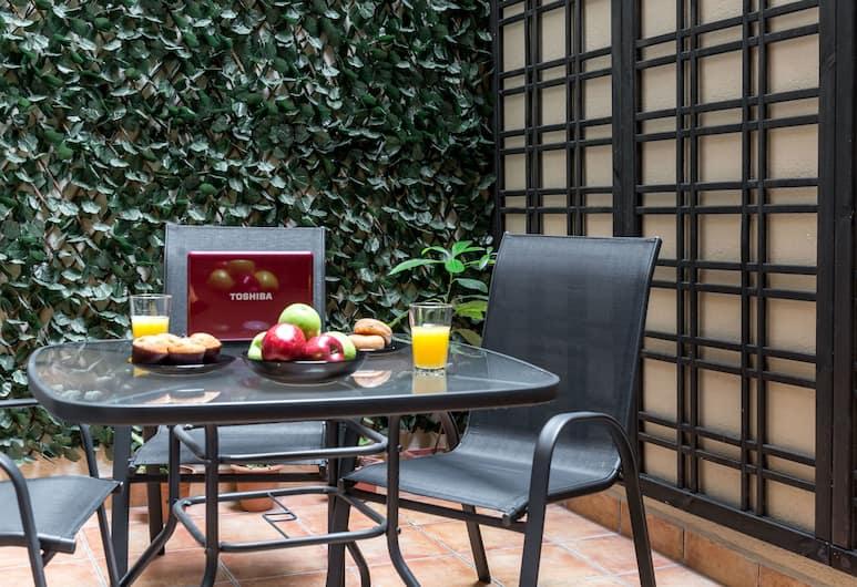 Apartamentos Radas, Barselona, Apart Daire, 1 Yatak Odası (Chill Out), Teras/Veranda
