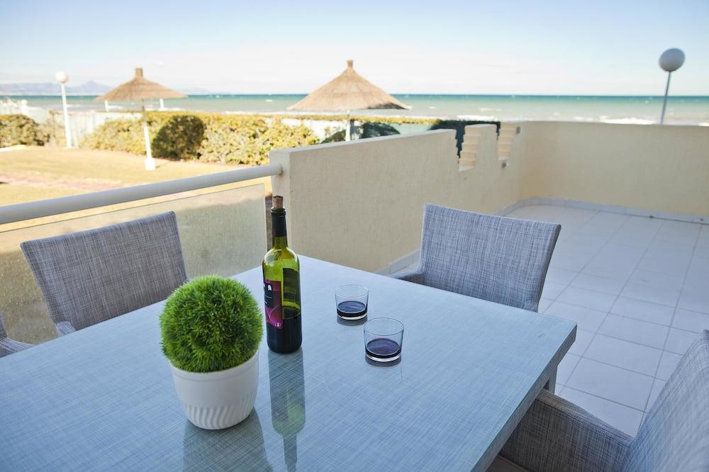 Апартаменти, 4 спальні, з видом на пляж - Вибране зображення