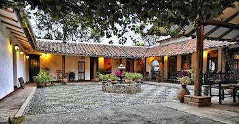 Picture of Hotel El Patio de Monterrey in Huaraz