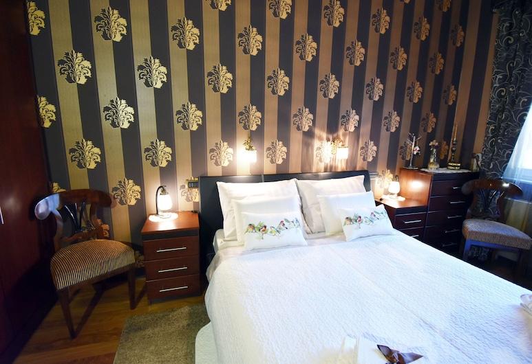 President Suite Apartment, Zágráb, apartman, 2 hálószobával, Szoba