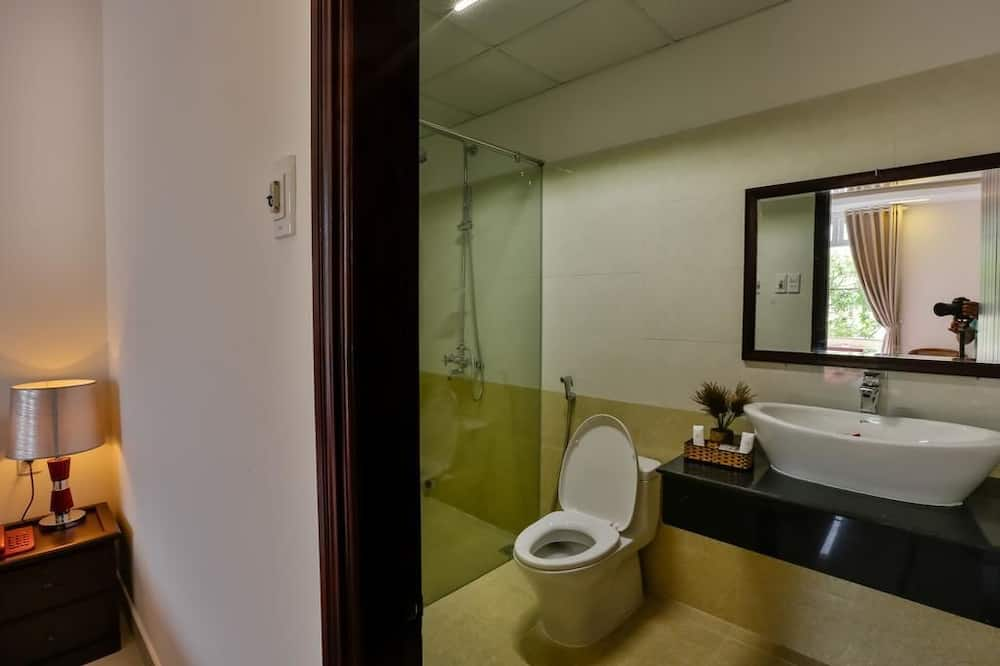 デラックス ダブルルーム - バスルーム