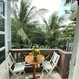 Double Room, 1 Queen Bed, Garden View - Balcony