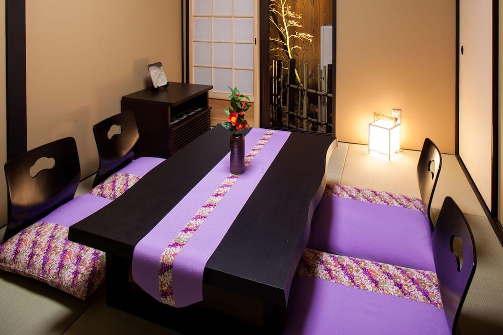 傳統獨棟房屋 (Private Vacation Home, Japanese Style) - 客房餐飲服務