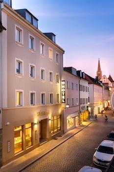 Gambar Hotel Am Peterstor di Regensburg