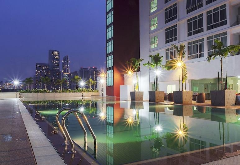 ザ リージェンシー スカラーズ ホテル クアラルンプール, クアラルンプール, 屋外プール
