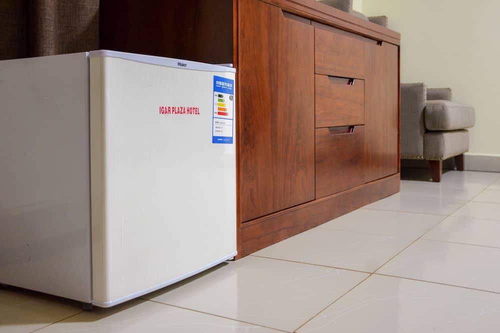 Phòng đơn - Tủ lạnh nhỏ