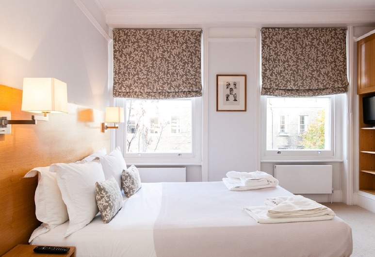 Blueprint Apartments-No 5 Doughty Street, Londýn, Apartmán, 2 spálne, Izba