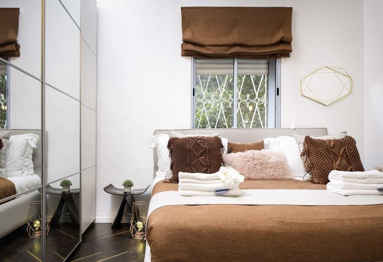 Sweet Inn Apartments-Bartenura Street, Yerusalem, Apartemen, 2 kamar tidur, Kamar