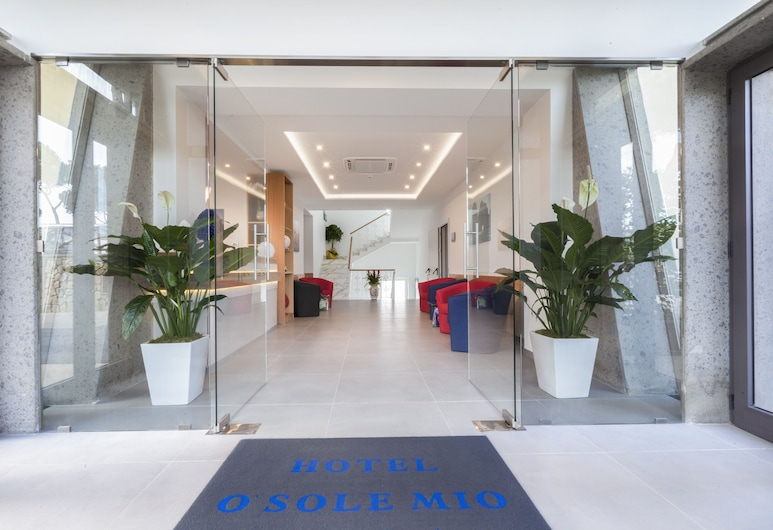 Hotel O Sole Mio, Massa Lubrense, Reception
