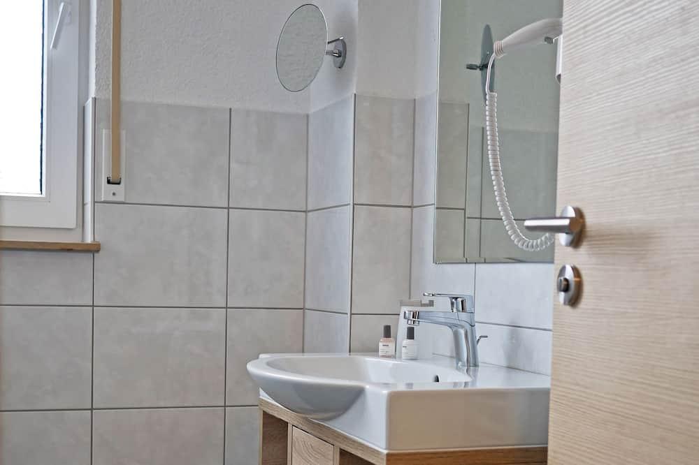 Comfort Double Room Single Use - Bathroom