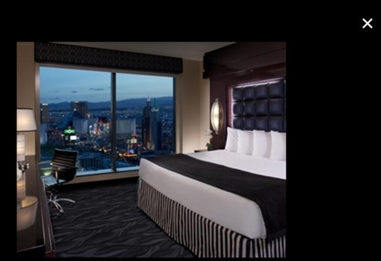 55th floor 4 bedroom penthouse Suite in Elara Hilton for 12, Las Vegas, Panorámás penthouse, 4 hálószobával, konyha, Vendégszoba