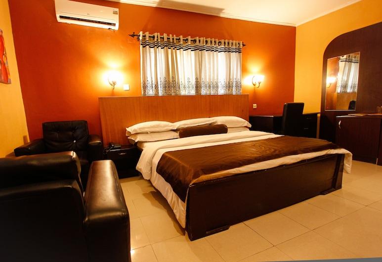 The Sanzak Place, Lagos, Izba typu Executive, Hosťovská izba
