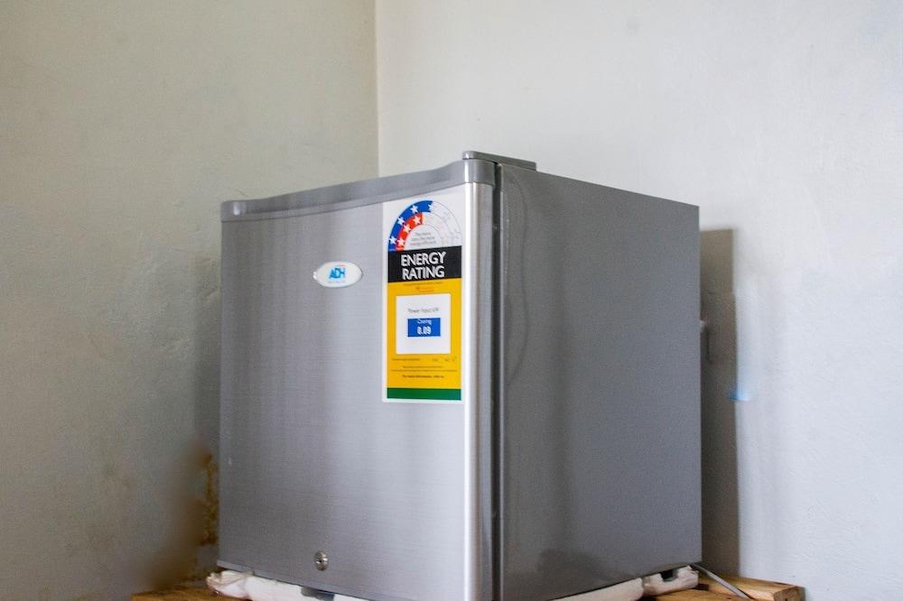 Standarta vienvietīgs numurs - Mazais ledusskapis