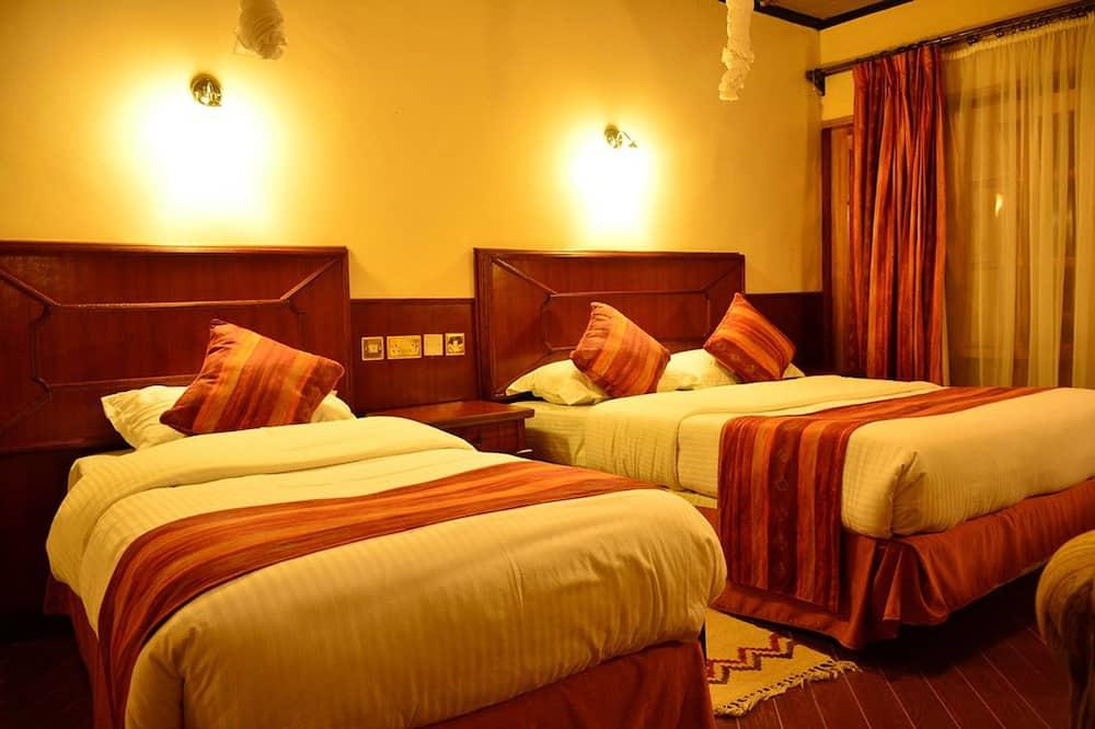 Habitación triple estándar, 1 cama doble - Habitación