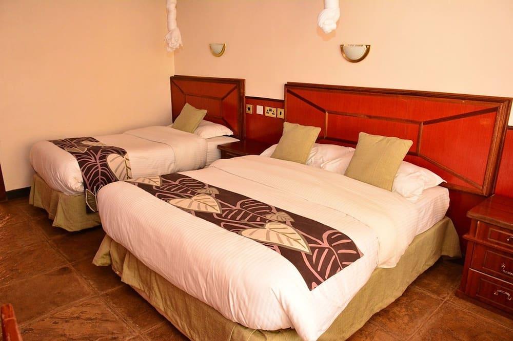 Habitación triple estándar, 1 cama doble - Baño