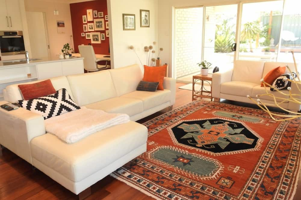 Rodinný dom, 3 spálne - Obývačka