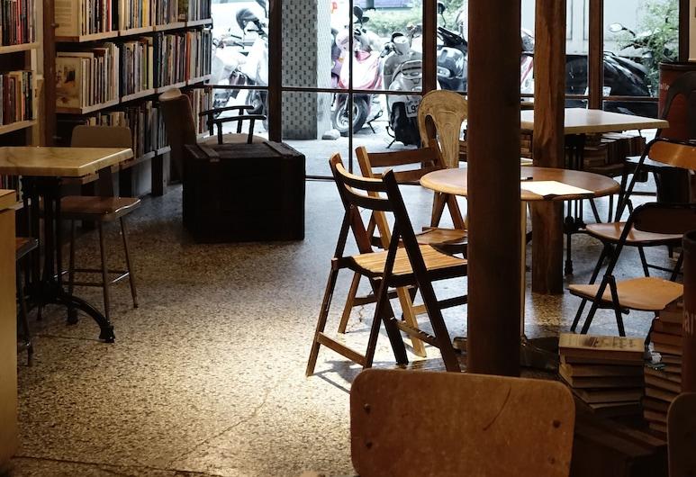 CaoJi Book inn Hostel, Đài Nam, Khu phòng khách tại tiền sảnh