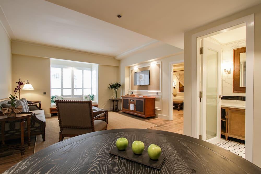 Suite (Feliz) - Sala de estar