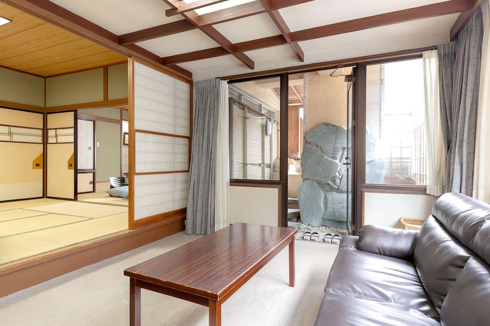 傳統客房 (Japanese-style, with Open-Air Bath) - 客房