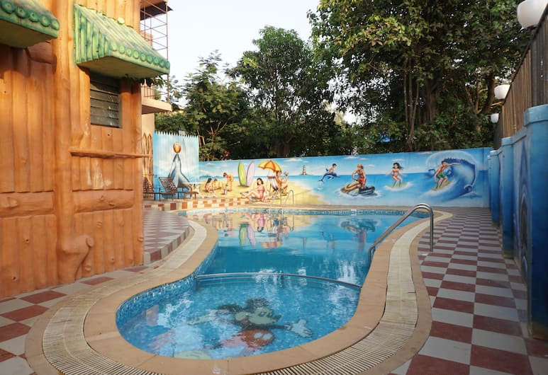 Hill Forest Resort Lonavala , Lonavala, Outdoor Pool