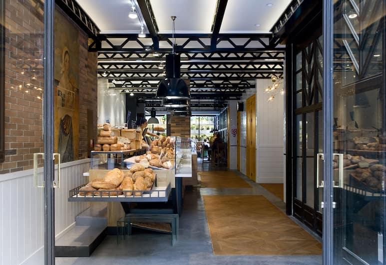 Hotel Praktik Bakery, Barcelona, Hotellinngang