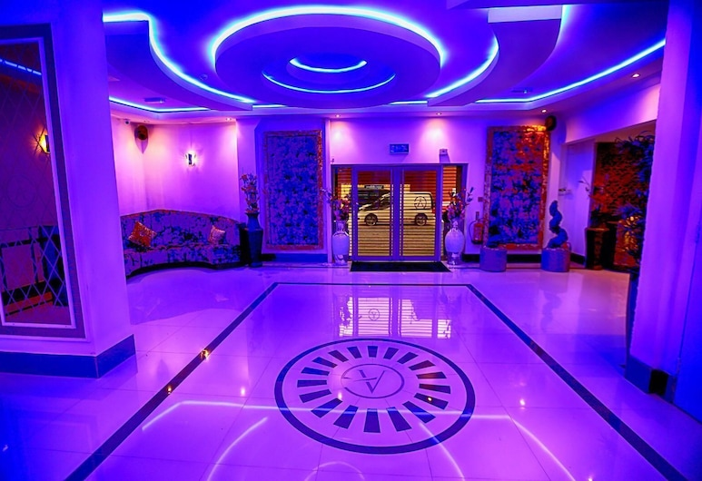 The Grand Astoria Hotel, Middlesbrough, Interior Entrance