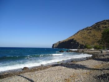 Foto Ippokampos Hotel di Patmos