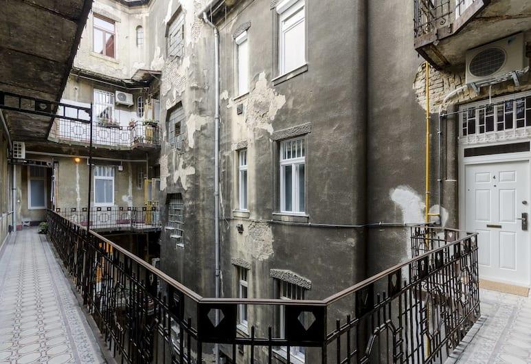 Oregano Apartment, Budapeszt, Z zewnątrz