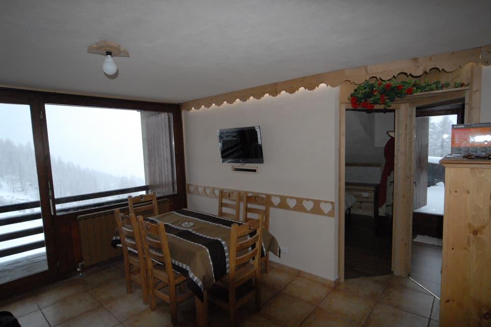 奢華公寓, 2 間臥室, 三溫暖, 臨近滑雪場 - 客房餐飲服務