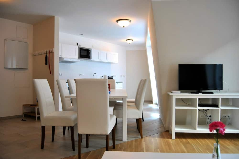 Exclusive Apartment (2BR) - In-Room Dining