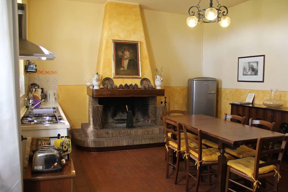 Family Duplex, 2 Bedrooms - Living Room