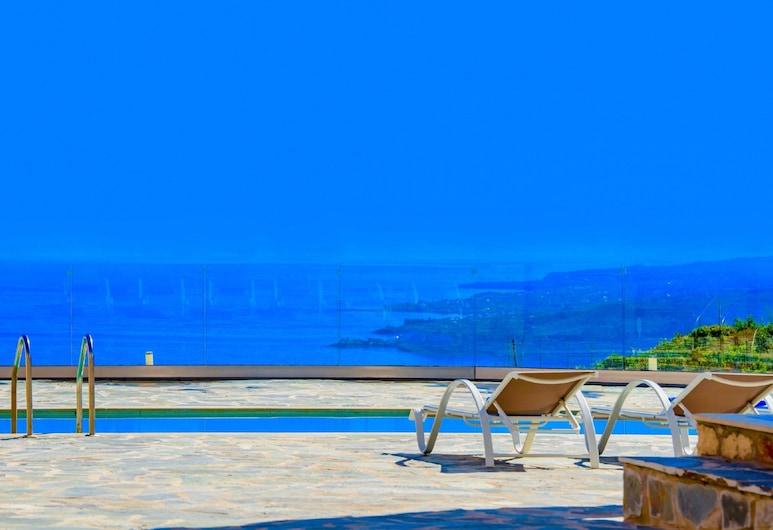Deluxe II Villa by LeaderStay, Ζάκυνθος, Πισίνα με θέα