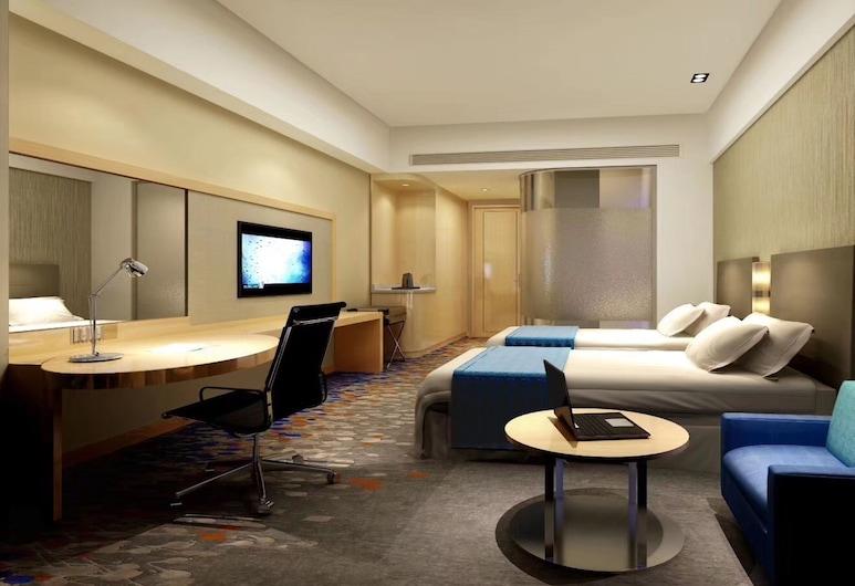 Holiday Inn Express Liuyang Development Zone, an IHG Hotel, Changsha, Superior-herbergi - 2 einbreið rúm, Herbergi